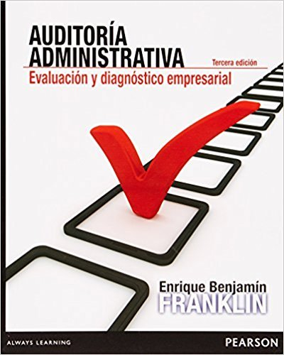 9786073218337: Auditoria administrativa