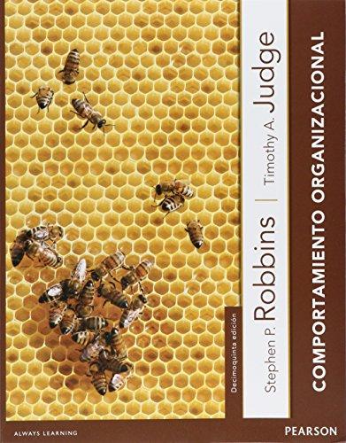 9786073219808: Comportamiento Organizacional, 15th Edition