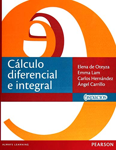 9786073220859: CALCULO DIFERENCIAL E INTEGRAL
