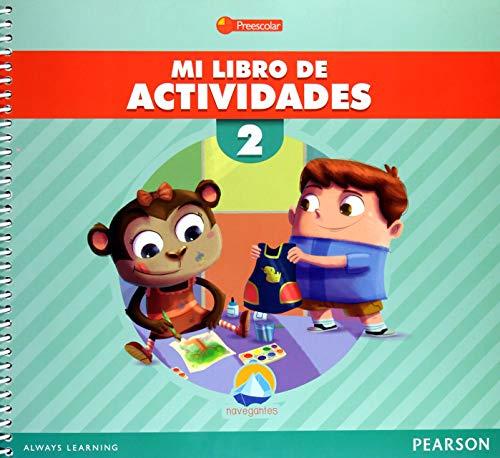9786073223454: MI LIBRO DE ACTIVIDADES 2 DIB
