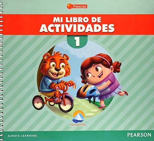 9786073223492: MI LIBRO DE ACTIVIDADES 1 DIB
