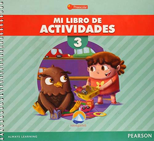 9786073223553: MI LIBRO DE ACTIVIDADES 3 DIB