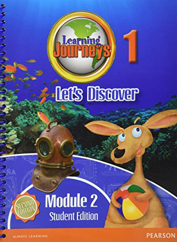9786073223645: LEARNING JOURNEYS 1 MODULE 2 S