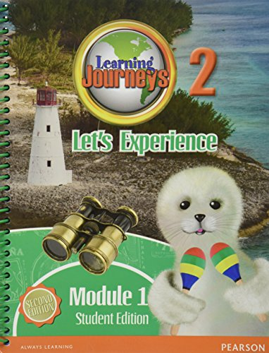 9786073223690: LEARNING JOURNEYS 2 MODULE 1 S