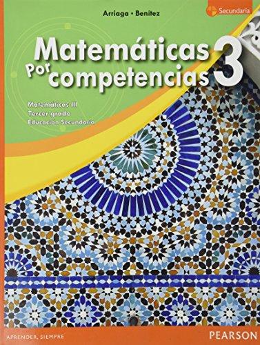 9786073226776: MATEMATICAS 3 POR COMPETENCIAS