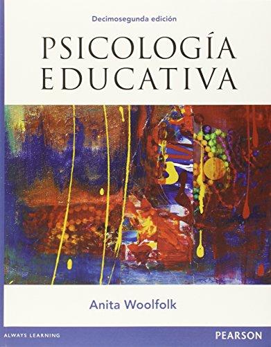 9786073227308: PSICOLOGIA EDUCATIVA / 12 ED.