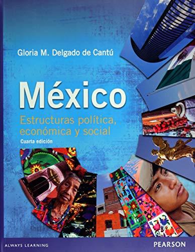 9786073227865 Mexico Estructura Politica Economica Y Social