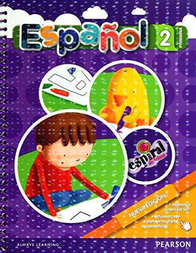 9786073232319: ESPAÑOL 2 ESPIRAL DE LETRAS