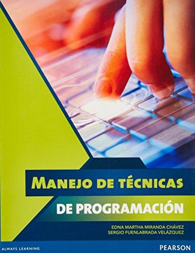 9786073232333: Manejo de tecnicas de programa cion