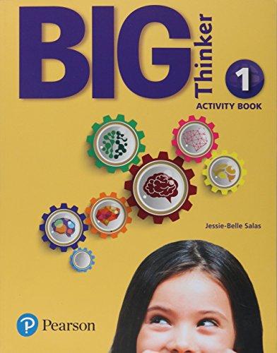 Imagen de archivo de BIG THINKER NIVEL 1 ACB a la venta por V Books