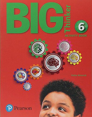Imagen de archivo de BIG THINKER NIVEL 6 ACB a la venta por V Books