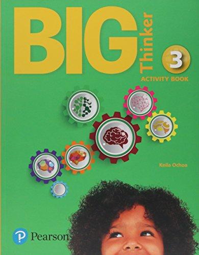 Imagen de archivo de BIG THINKER NIVEL 3 ACB a la venta por V Books