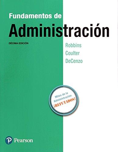 Libro De Administracion Robbins Coulter Decima Edicion Pdf Download