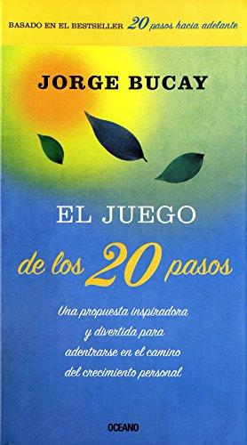 9786074000283: Juego de los 20 pasos, El (Set de libro, 3 CD´s y baraja de 20 cartas)