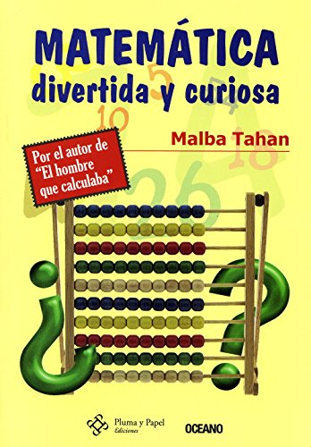 9786074002089: Matematica divertida y curiosa (Studio) (Spanish Edition)