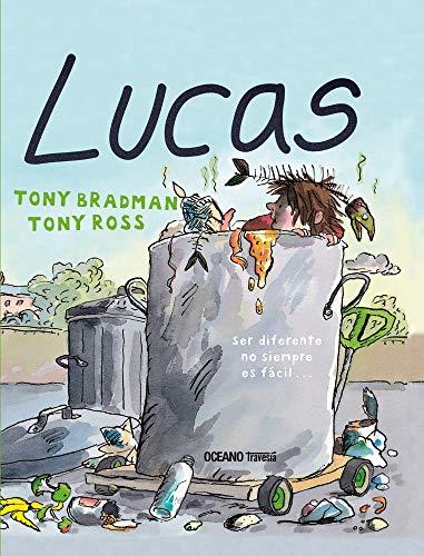9786074002935: Lucas: Ser diferente no siempre es fácil (Los álbumes)