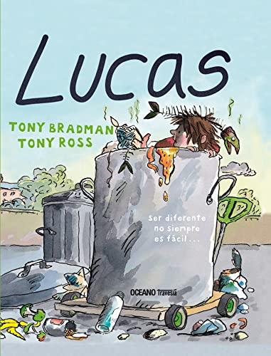 LUCAS (Spanish Edition): BRADMAN, TONY