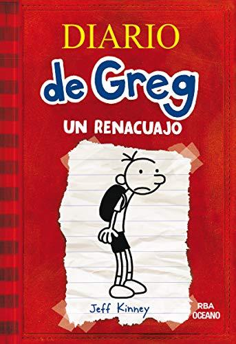 9786074003345: diario de greg 1. un renacuajo (nueva edicion, rustica
