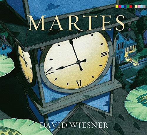 9786074003383: Martes (Spanish Edition)
