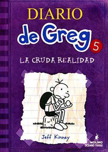 9786074004687: Diario De Greg 5 - La Cruda Realidad