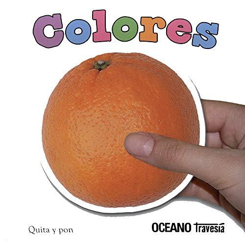 9786074007442: QUITA Y PON. COLORES / PD.