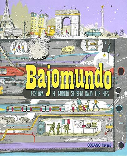 9786074008937: Bajomundo