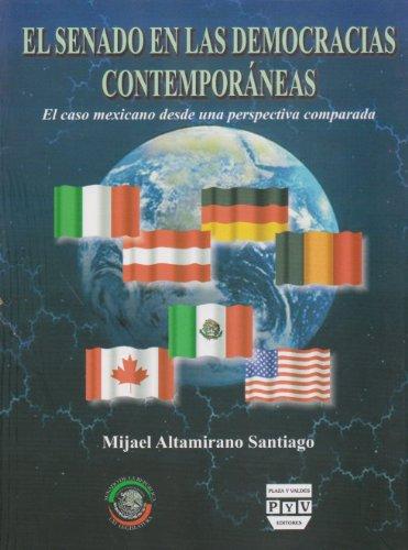 9786074023282: El senado en las democracias contemporaneas (Spanish Edition)