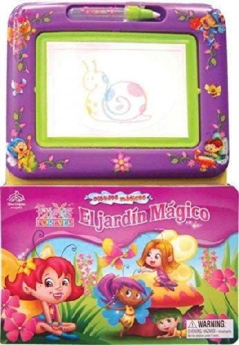 El jardin magico/ Magical Garden (Dibujos Magicos/ Magical Drawings) (Spanish Edition): ...