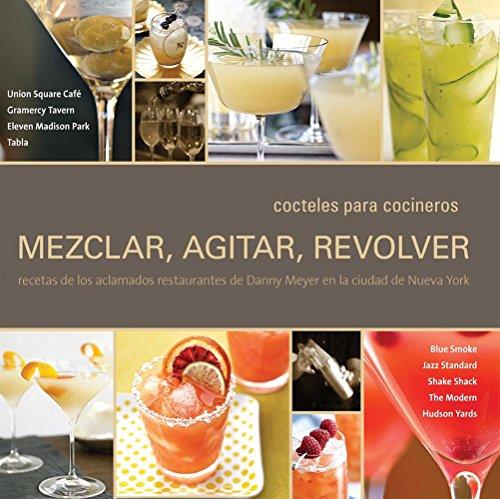 9786074040883: Mezclar, Agitar, Revolver / Mix, Shake, Stir