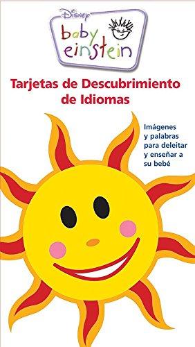9786074041378: Tarjetas de Descubrimiento de Idiomas / Languaje Discovery Cards (Disney Baby Einstein) (Spanish Edition)