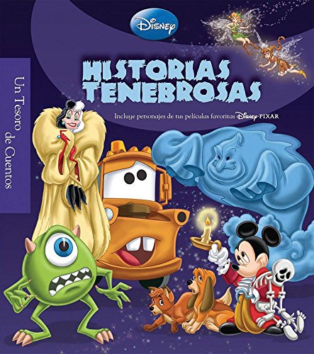 9786074041460: Historias tenebrosas / Scary Storybook (Un Tesoro De Cuentos / a Treasure Trove of Stories) (Spanish Edition)