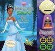 La princesa y el sapo cine en casa libro de cuentos / The Princess and The Frog Movie Theater ...