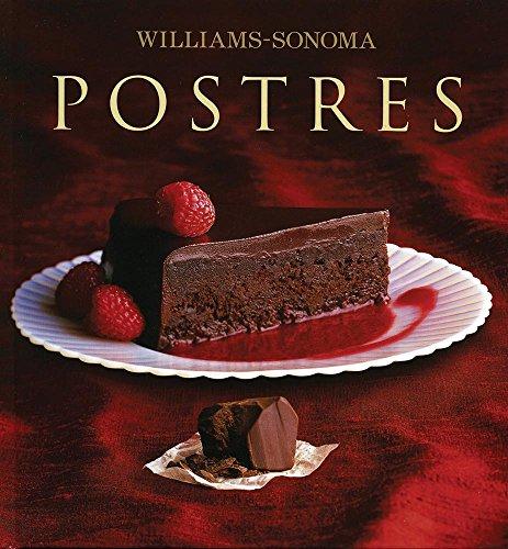 9786074042511: Postres / Desserts (Williams-Sonoma) (Spanish Edition)