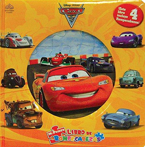 Cars (Mi Primer Libro De Rompecabezas / My First Puzzle Book) (Spanish Edition): Eaves, ...