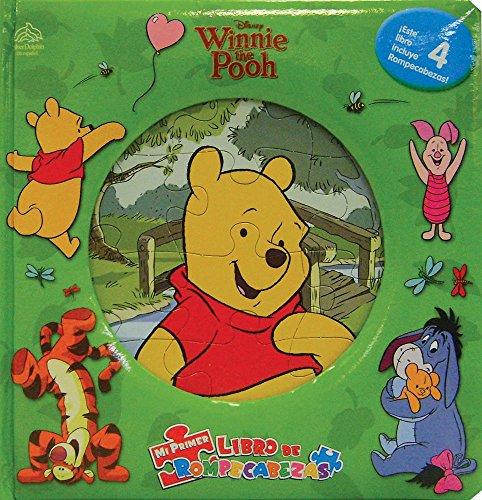 9786074043440: Winnie the Pooh (Mi Primer Libro De Rompecabezas / My First Puzzle Book) (Spanish Edition)