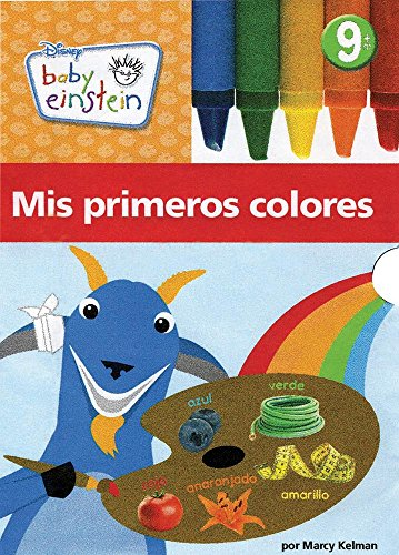 9786074043921: Mis primeros colores / First Colors (Baby Einstein) (Spanish Edition)