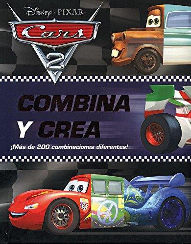 Combina y Crea. Car 2 / Cars 2. Mix and Match: Richa, Kitty