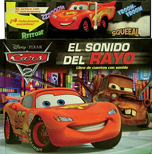 9786074044201: El sonido del rayo / Loud as Lightning (Cars 2) (Spanish Edition)