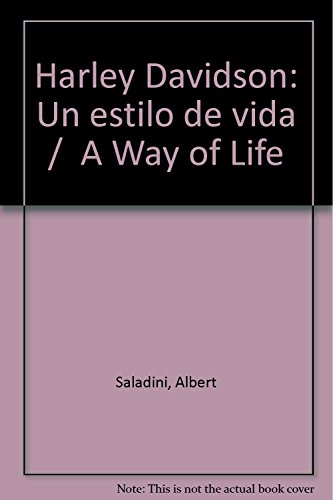 9786074044645: Harley Davidson: Un estilo de vida / A Way of Life (Spanish Edition)
