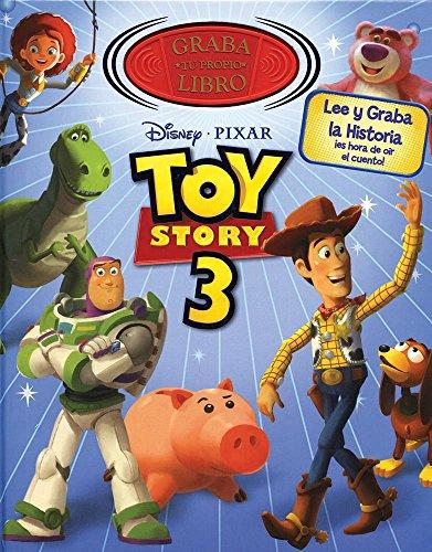 Graba Tu Propio Libro Disney Pixar Toy