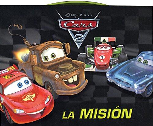 9786074044898: La mision / The Mission (Cars 2)