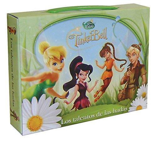 9786074045062: Los talentos de las hadas / Fairy Talents (Tinker Bell) (Spanish Edition)