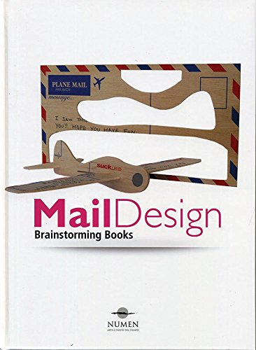 9786074045468: Mail Design (Brainstorming Books) (Spanish Edition)