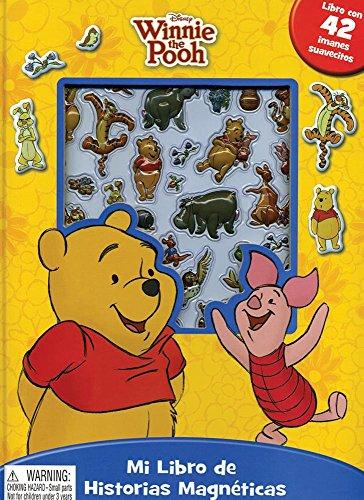 9786074046656: Winnie the Pooh (Mi Libro De Historias Magneticas / Bubble Magnet Book) (Spanish Edition)