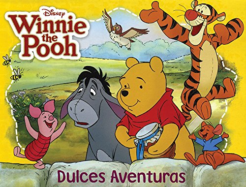 9786074047479: Winnie The Pooh Dulces Aventuras / Winnie The Pooh Hunny Adventures (Spanish Edition)