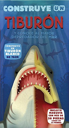 9786074047820: Construye un Tiburón / Build the Shark
