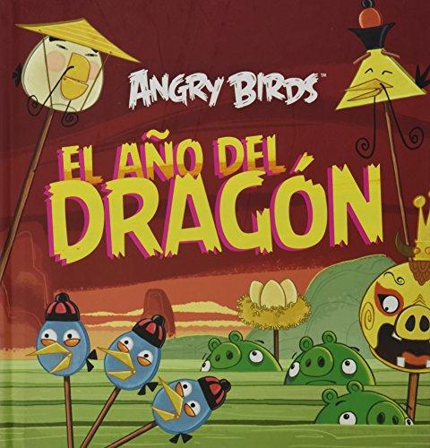 9786074048247: El año del dragon / Year of the Dragon (Angry Birds) (Spanish Edition)