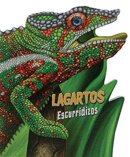 9786074048254: Lagartos escurridizos / Sneaky Lizards (Spanish Edition)