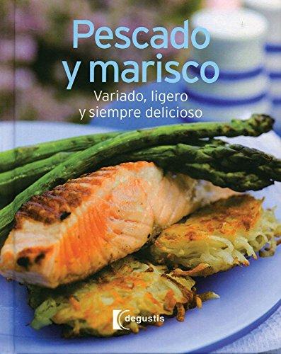 9786074048650: Pescado y marisco / Fish and seafood (Spanish Edition)