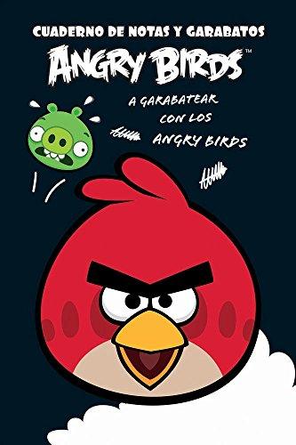 9786074048827: Cuaderno de notas y garabatos Angry Birds / Angry Birds Notebook (Spanish Edition)